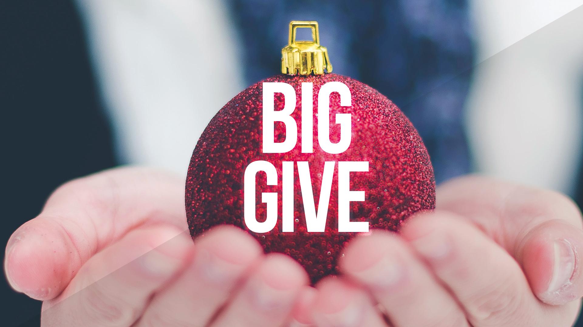 December Big Give